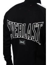 Zip-Up Cotton Sweatshirt  Jacket - Black (special edition)
