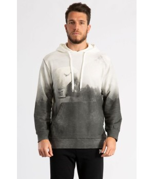 GRAFFITI  GLOVE  SWEATSHIRT COTTON HOODIE