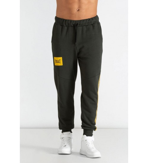 SWEATPANT COLOR STRIPES HEAVY JERSEY