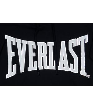 Everlast Stars Hooded  Sweatshirt - Black
