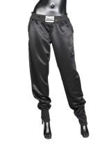 Logo Details Track Pants - Black