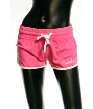 High Band Sweat Shorts - Pink